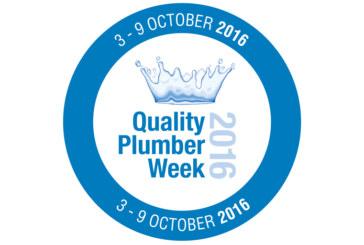 Quality Plumber Week 2016