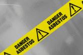 Tackling jobs involving asbestos