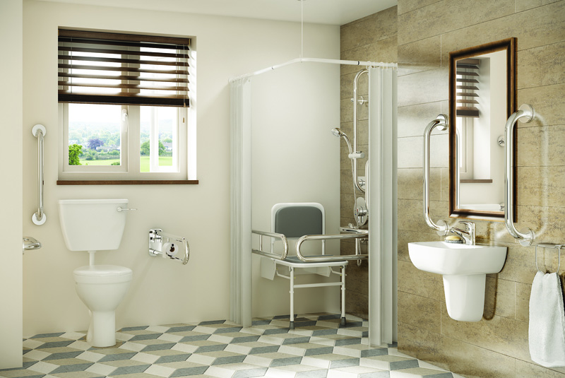 Accessible bathrooms and 3G living