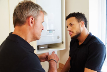 Looking after the heating system