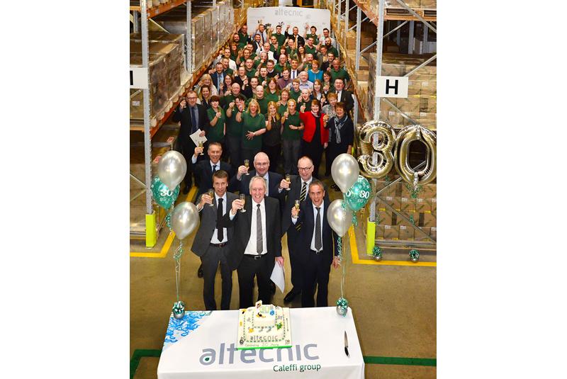 Altecnic celebrates 30 years