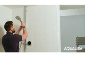 INSTALLATION GUIDE: Aqualisa Q shower