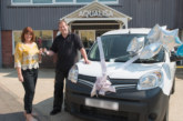 Aqualisa reveals winner of 'win a van' competition