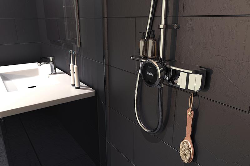 Aqualisa | Quartz Smart Retrofit Shower range