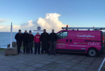Candlelighters and Ariston set off on charity tour