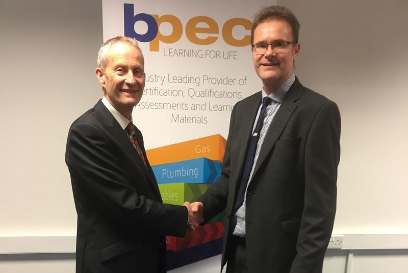 BPEC CEO announces retirement