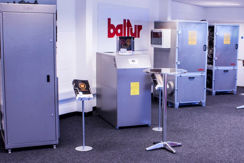 Baltur UK announces extended warranties