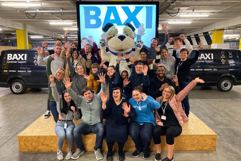 Baxi shortlisted for customer service awards