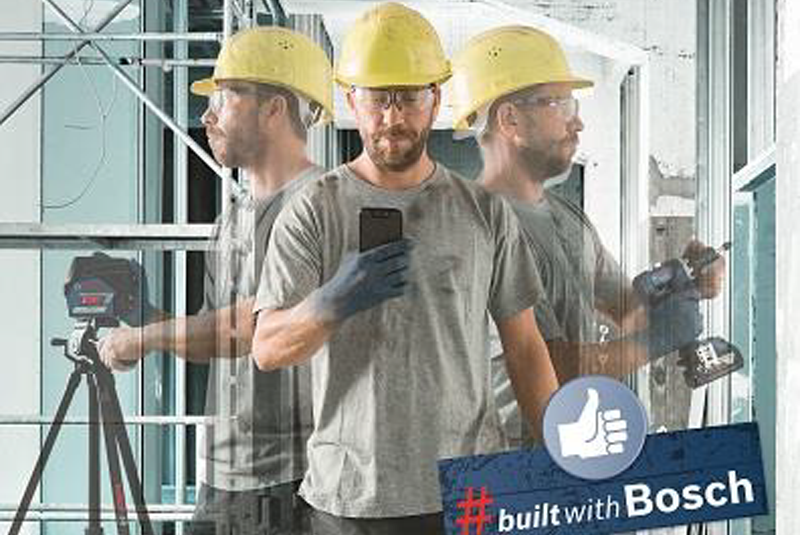 #builtwithBosch to expand in 2017