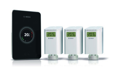 Worcester Bosch launches EasyControl