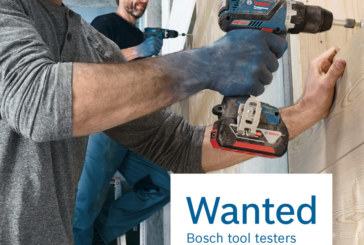 Wanted: Bosch tool testers