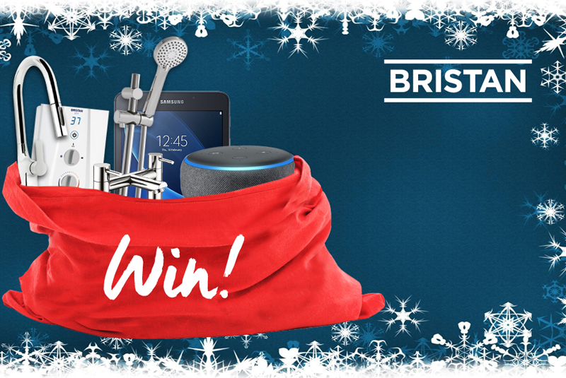 Bristan launches Christmas competition
