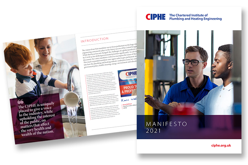 CIPHE launches 2021 manifesto