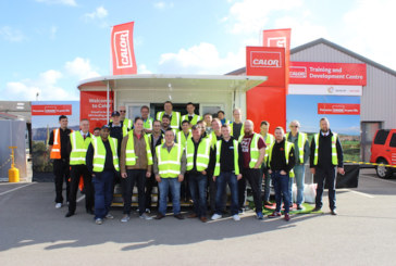 Calor opens its doors to installers