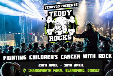 Checkatrade rocks out with the Teddy Rocks Festival