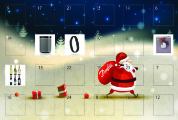 The Danfoss Advent Calendar competition is back!