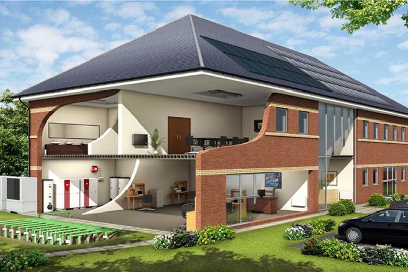 Glen Dimplex launches Zeroth Energy System