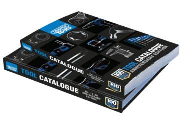 Centenary catalogue from Draper Tools