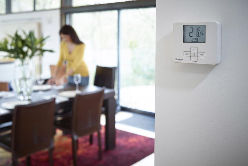 Drayton discusses smart heating controls