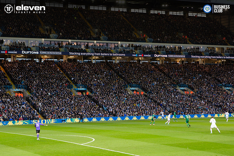 Duftons extends partnership with Leeds United Business Club