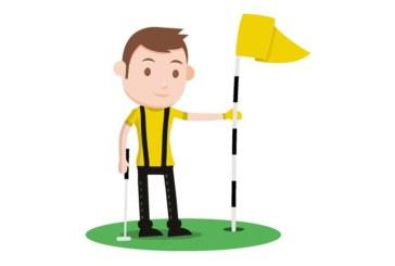 Dunlop Mini Golf challenge at Pro Builder Live