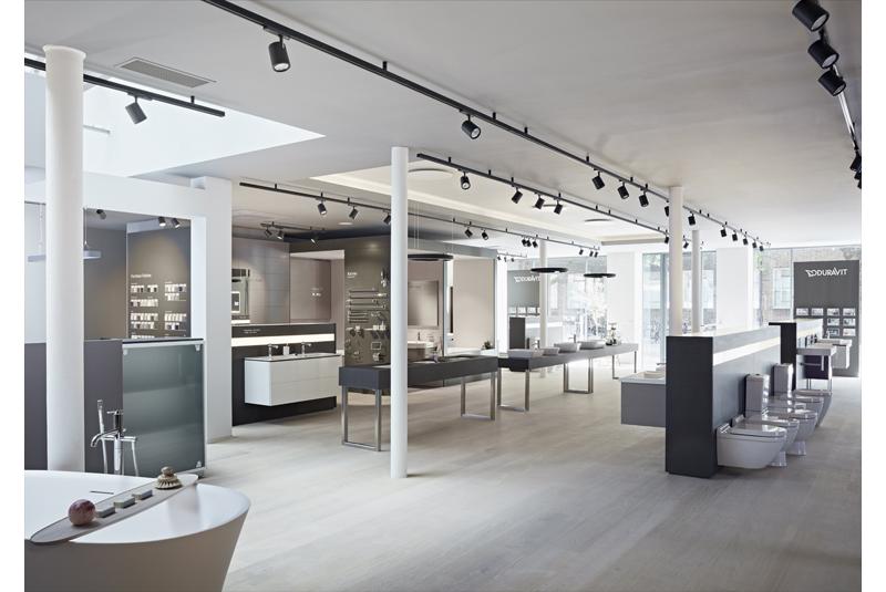Duravit opens flagship showroom