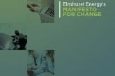 Elmhurst Energy launches energy saving manifesto