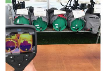 FLIR thermal imaging technology used at beer festival