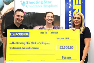 10th annual Fernox charity golf day