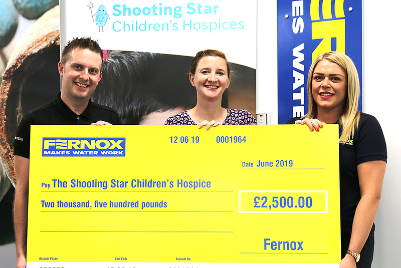 10th annual Fernox charity golf day