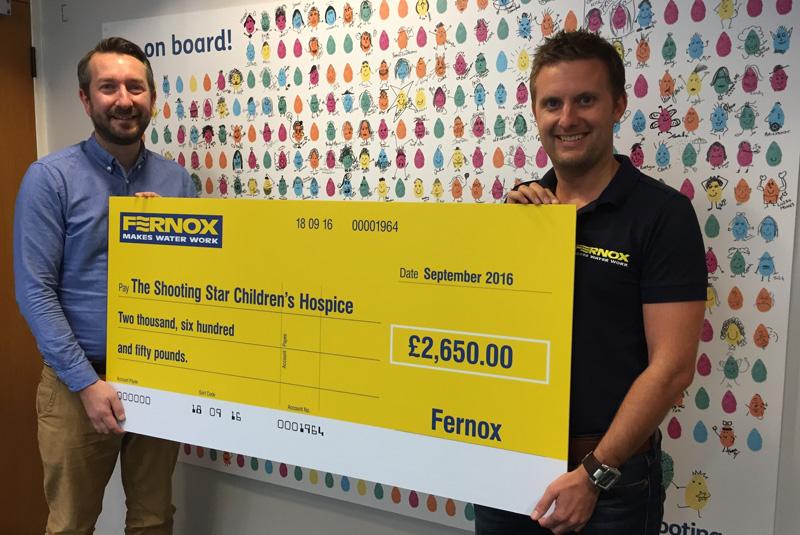 Fernox raises money via charity golf day