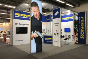 Fernox exhibits success at ISH