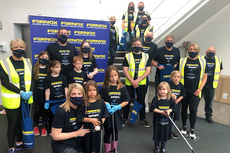 Fernox showcases support for World Environment Day
