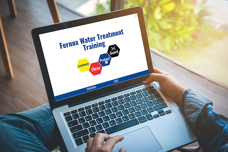 New online training module from Fernox