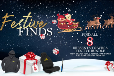 BUMPER CHRISTMAS GIVEAWAY: Santa Ted's Festive Finds!