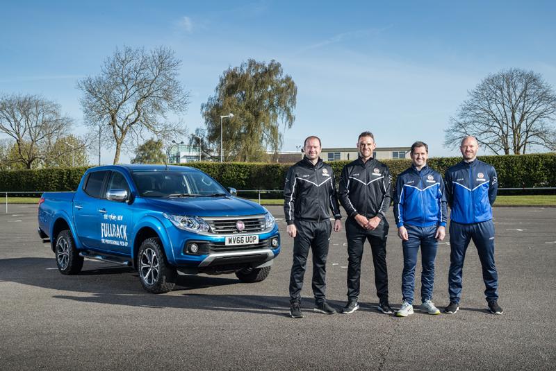 Fiat Fullback Challenge: Football vs Rugby!