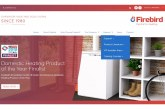 Firebird launches website VIP area