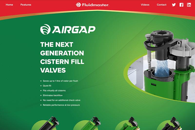 Fluidmaster launches new website