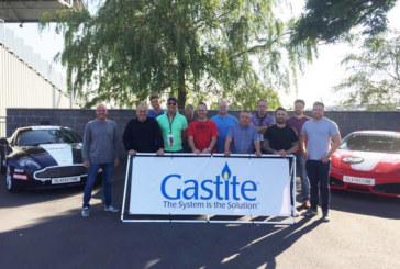 Gastite goes racing