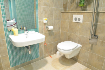 Geberit adds style to Hertfordshire care home