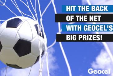 Score some great prizes with Geocel