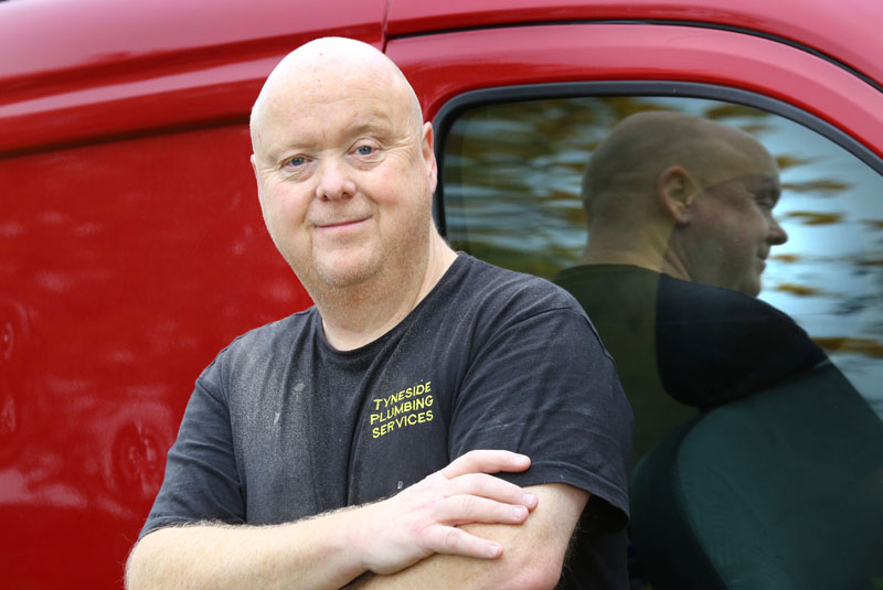 Training course delivers business boost for plumber