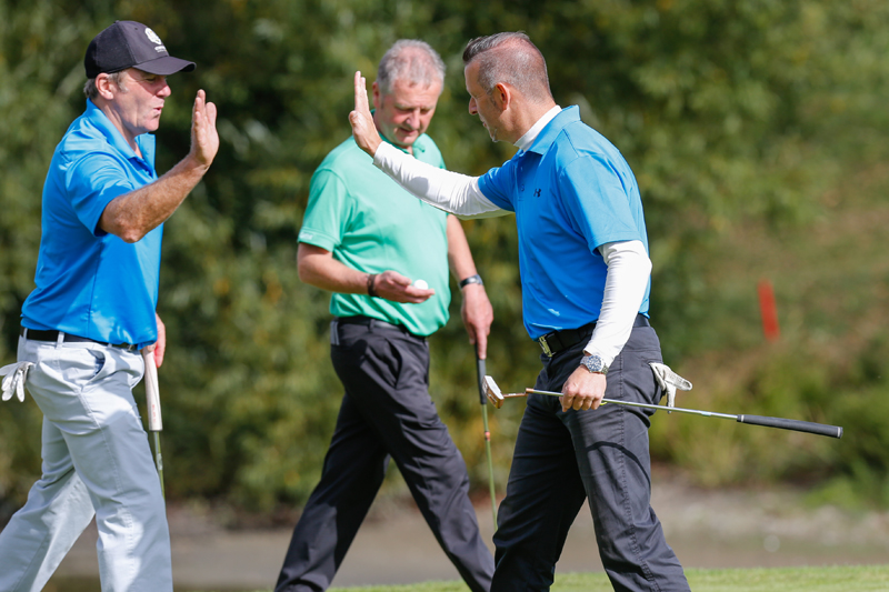The 2019 Golf Classic tees off