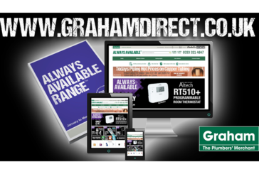 Products and prices at your fingertips with Graham Direct