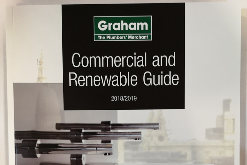 Graham launches Commercial Product Guide
