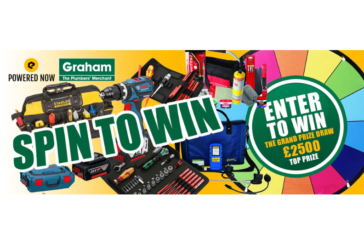 Graham's Big 5k Giveaway