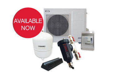 Heat pump packs launched by Grant UK