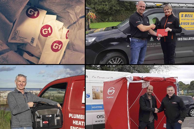 Grant UK's 2019 Big G1 Giveaway hits the halfway mark