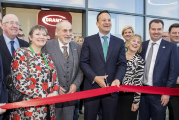 Taoiseach officially opens new Grant Engineering facilities