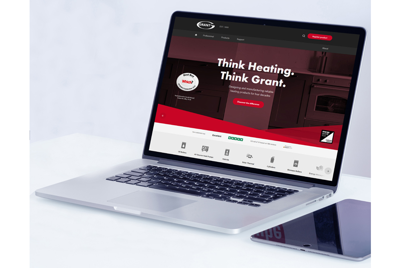 Grant UK unveils new website